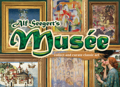 Musee (T.O.S.) -  Eagle Games